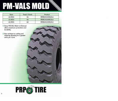 PM-VALS Mold L4