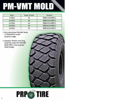 PM-VMT Mold L3